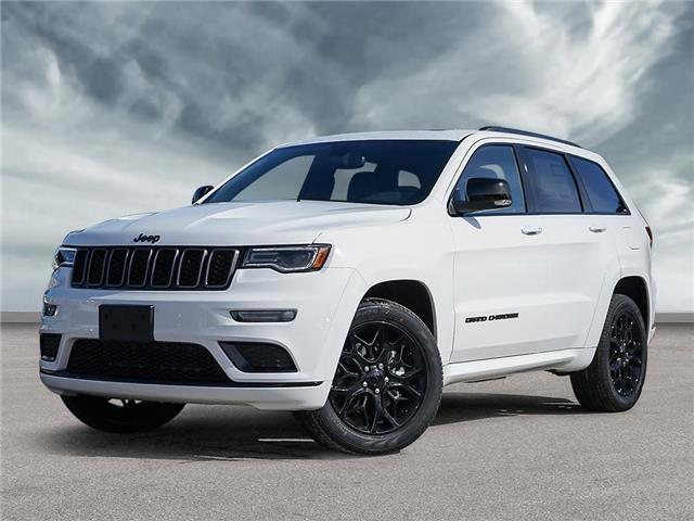2021 Jeep Grand Cherokee Limited (Stk: 21J078) in Kingston - Image 1 of 23