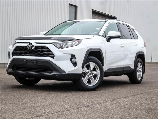 2019 Toyota RAV4 XLE (Stk: D211075A) in Mississauga - Image 1 of 1