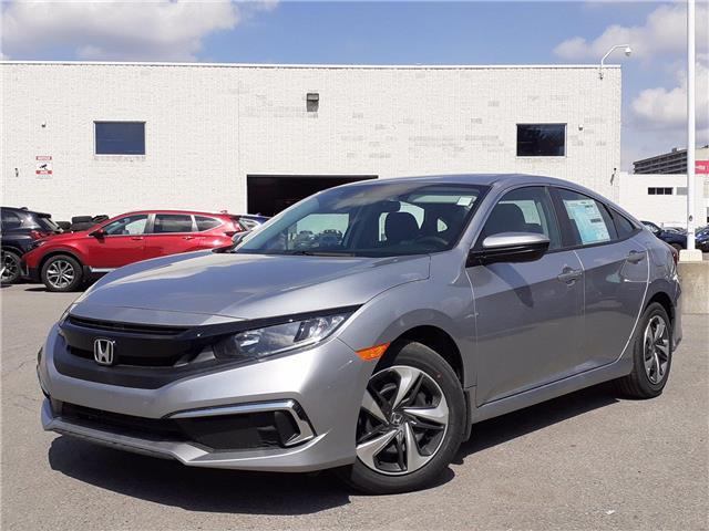 2021 Honda Civic LX (Stk: 17-21-0198) in Ottawa - Image 1 of 22