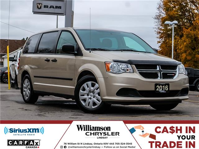 2016 Dodge Grand Caravan SE/SXT (Stk: U1232) in Lindsay - Image 1 of 25