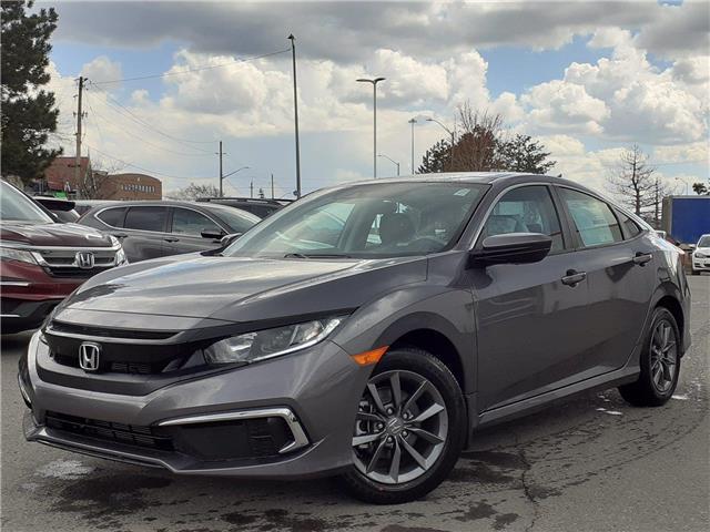 2021 Honda Civic EX (Stk: 17-21-0132) in Ottawa - Image 1 of 26