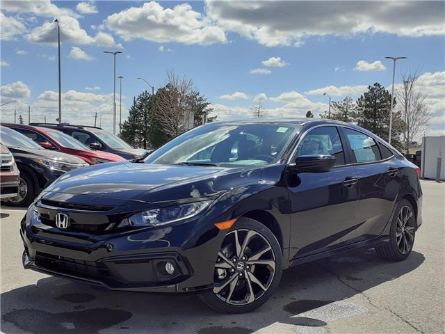 2021 Honda Civic Sport (Stk: 17-21-0230) in Ottawa - Image 1 of 23