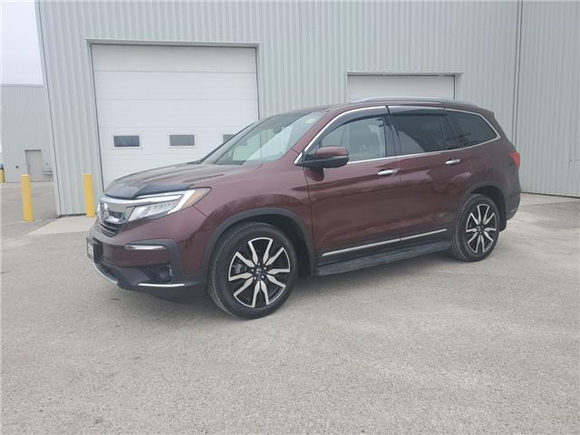 2019 Honda Pilot Touring (Stk: P21438A) in Timmins - Image 1 of 10