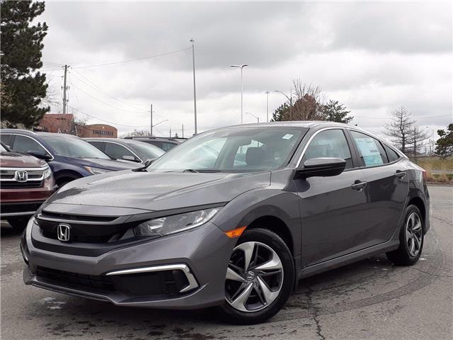 2021 Honda Civic LX (Stk: 17-21-0235) in Ottawa - Image 1 of 22