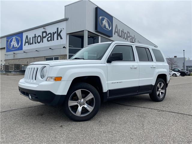 2016 Jeep Patriot Sport/North (Stk: 16-45721JB) in Barrie - Image 1 of 24