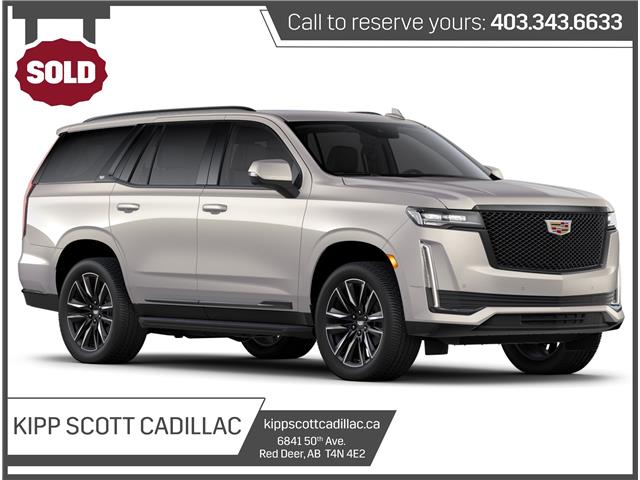 2021 Cadillac Escalade Sport (Stk: 43463) in Red Deer - Image 1 of 1