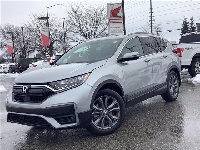2021 Honda CR-V Sport (Stk: 11-21251) in Barrie - Image 1 of 28