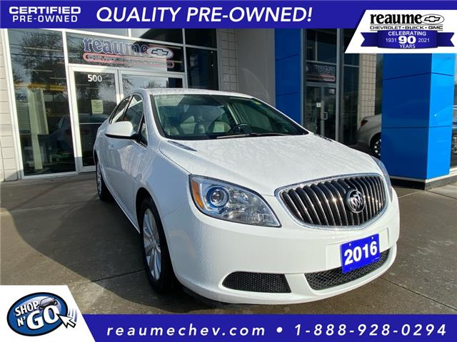 2016 Buick Verano Base (Stk: 21-0513A) in LaSalle - Image 1 of 23