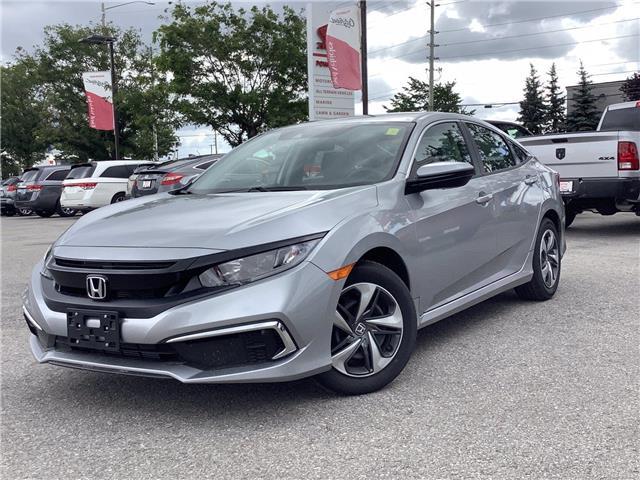 2021 Honda Civic LX (Stk: 11-21351) in Barrie - Image 1 of 22