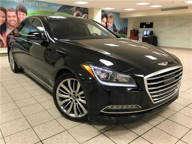 2015 Hyundai Genesis 5.0 Ultimate (Stk: 210450A) in Calgary - Image 1 of 11