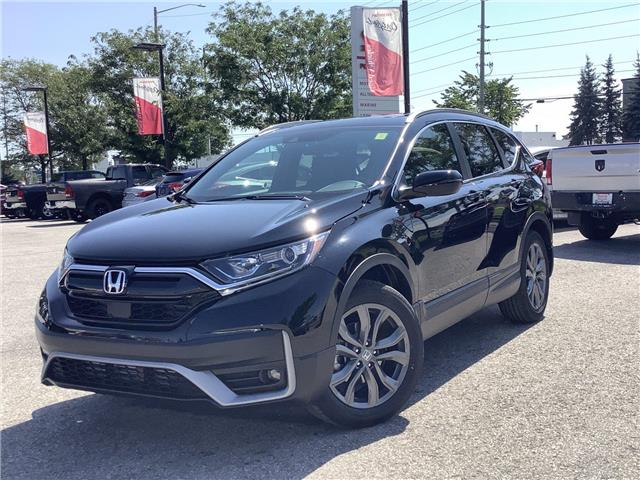2021 Honda CR-V Sport (Stk: 11-21386) in Barrie - Image 1 of 29