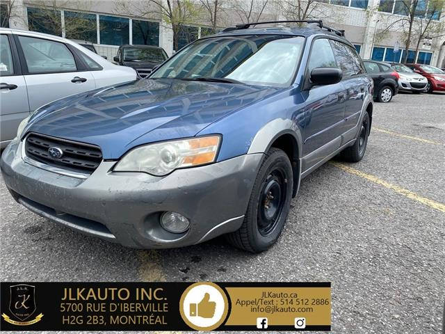 2006 Subaru Outback 2.5 i Special Edition (Stk: K572) in Montréal - Image 1 of 14