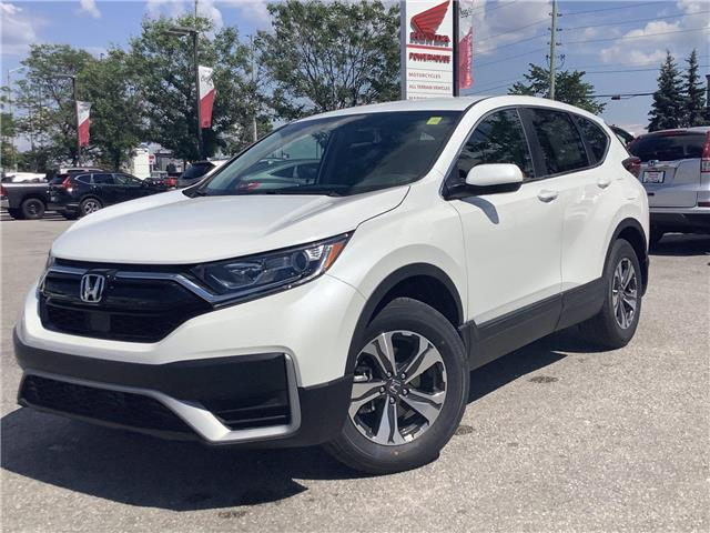 2021 Honda CR-V LX (Stk: 11-21341) in Barrie - Image 1 of 24