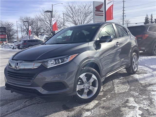 2021 Honda HR-V LX (Stk: 11-21503) in Barrie - Image 1 of 22