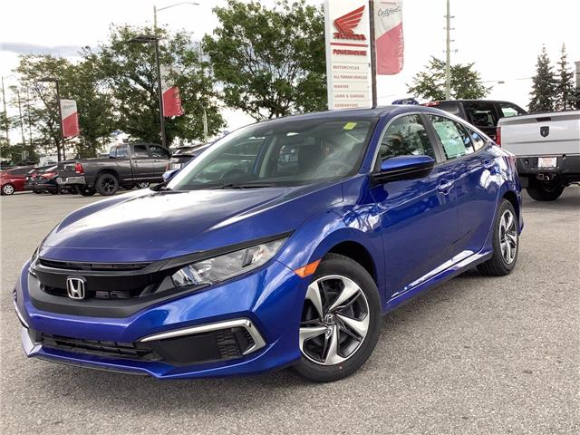 2021 Honda Civic LX (Stk: 11-21559) in Barrie - Image 1 of 23