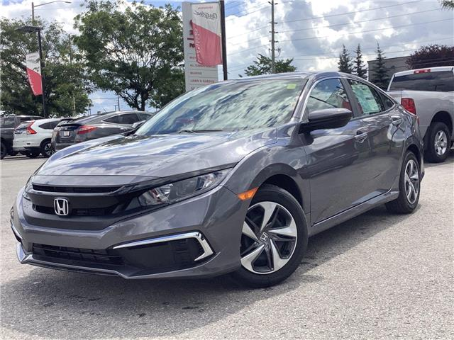 2021 Honda Civic LX (Stk: 11-21537) in Barrie - Image 1 of 19