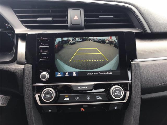 2021 Honda Civic EX (Stk: 11-21570) in Barrie - Image 1 of 23
