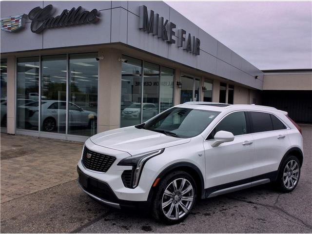 2019 Cadillac XT4 Premium Luxury (Stk: P4355) in Smiths Falls - Image 1 of 17