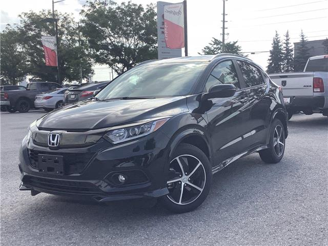 2021 Honda HR-V Sport (Stk: 11-21466) in Barrie - Image 1 of 29