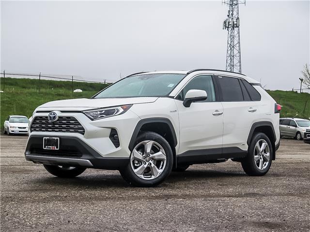 2021 Toyota RAV4 Hybrid Limited (Stk: 15373) in Waterloo - Image 1 of 23