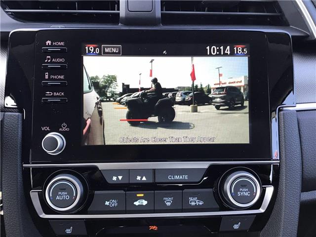 2021 Honda Civic EX (Stk: 11-21451) in Barrie - Image 1 of 23
