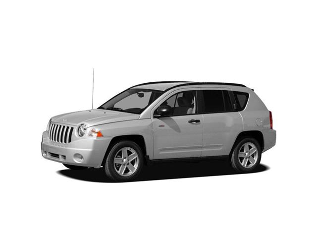 2010 Jeep Compass Sport/North (Stk: CE2128A) in Red Deer - Image 1 of 1