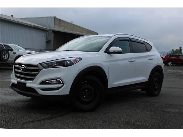 2016 Hyundai Tucson Premium (Stk: HB9-3843A) in Chilliwack - Image 1 of 17