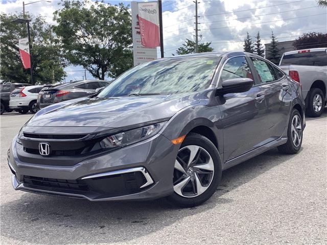2021 Honda Civic EX (Stk: 11-21561) in Barrie - Image 1 of 19