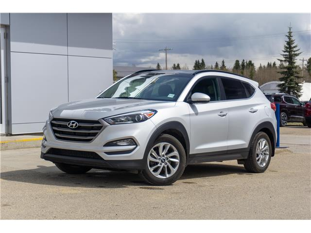 2016 Hyundai Tucson Luxury (Stk: 21-097A) in Edson - Image 1 of 16