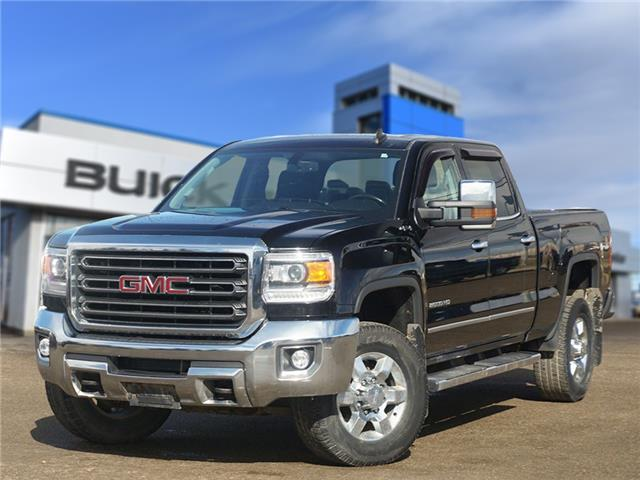 2019 GMC Sierra 2500HD SLT (Stk: 4660A) in Dawson Creek - Image 1 of 14