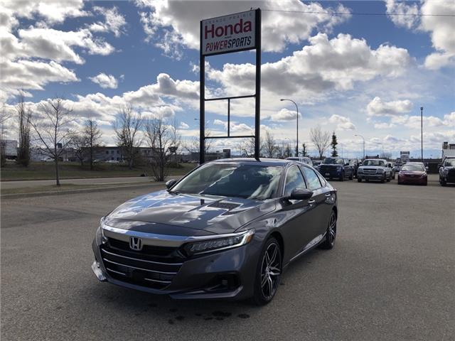 2021 Honda Accord Touring 2.0T (Stk: H13-0036) in Grande Prairie - Image 1 of 20