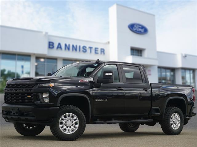 2020 Chevrolet Silverado 3500HD Work Truck (Stk: PW2152) in Dawson Creek - Image 1 of 23