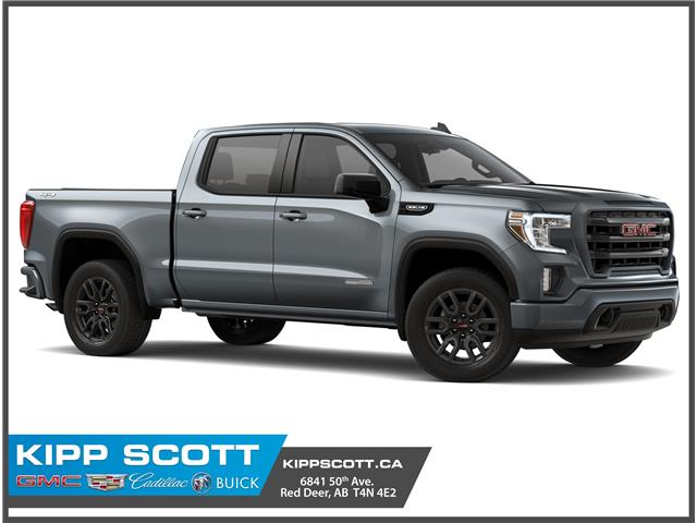 2021 GMC Sierra 1500 Elevation (Stk: ZNKMDR) in Red Deer - Image 1 of 1