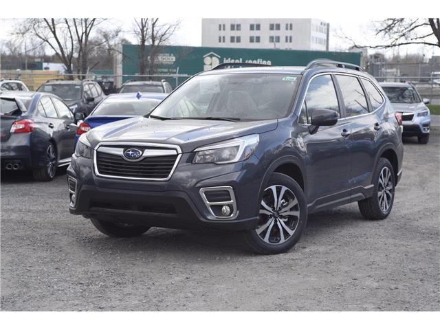 2021 Subaru Forester Limited (Stk: 18-SM389) in Ottawa - Image 1 of 22
