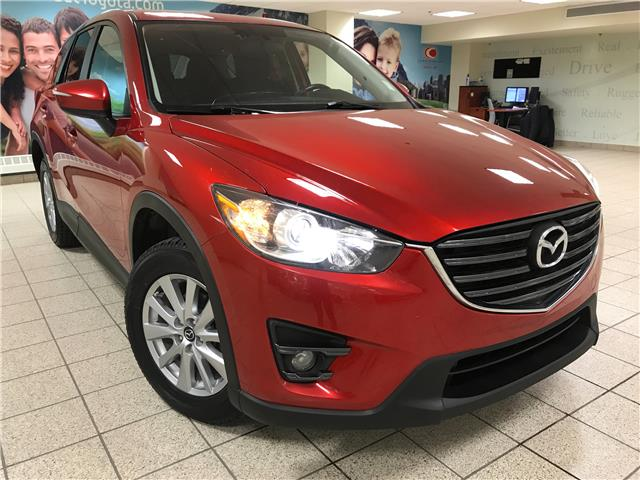 2016 Mazda CX-5 GS (Stk: 210862A) in Calgary - Image 1 of 22