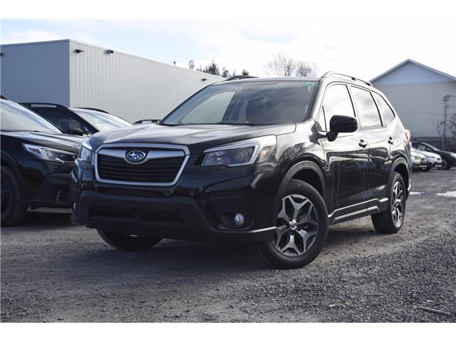 2021 Subaru Forester Touring (Stk: 18-SM387) in Ottawa - Image 1 of 24