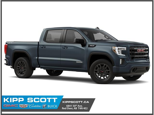 2021 GMC Sierra 1500 Elevation (Stk: ZPBV0B) in Red Deer - Image 1 of 1