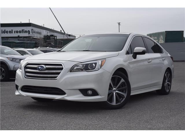 2016 Subaru Legacy 3.6R Limited Package (Stk: 18-P2493) in Ottawa - Image 1 of 24