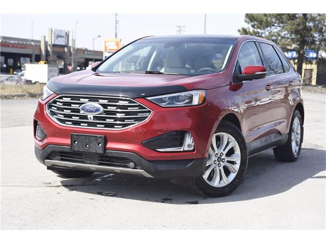 2020 Ford Edge Titanium (Stk: 18-SM304A) in Ottawa - Image 1 of 27