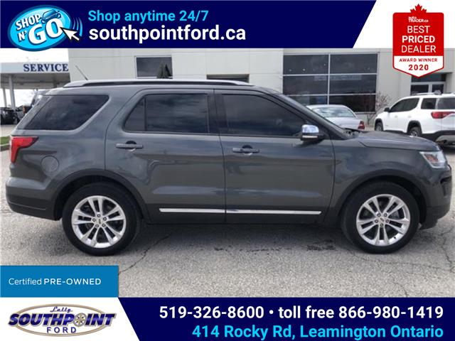 2019 Ford Explorer XLT (Stk: S6902A) in Leamington - Image 1 of 26