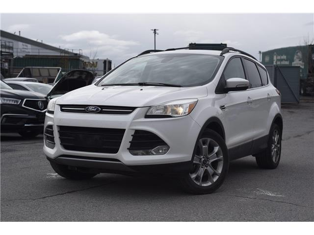 2013 Ford Escape SEL (Stk: 18-SM347A) in Ottawa - Image 1 of 22