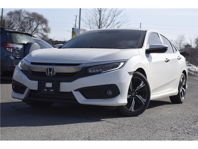 2016 Honda Civic Touring (Stk: 18-P2395A) in Ottawa - Image 1 of 25