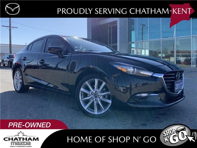 2017 Mazda Mazda3 GT (Stk: UM2609) in Chatham - Image 1 of 23