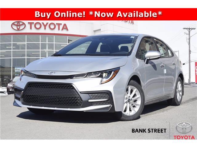 2021 Toyota Corolla SE (Stk: 19-29038) in Ottawa - Image 1 of 24