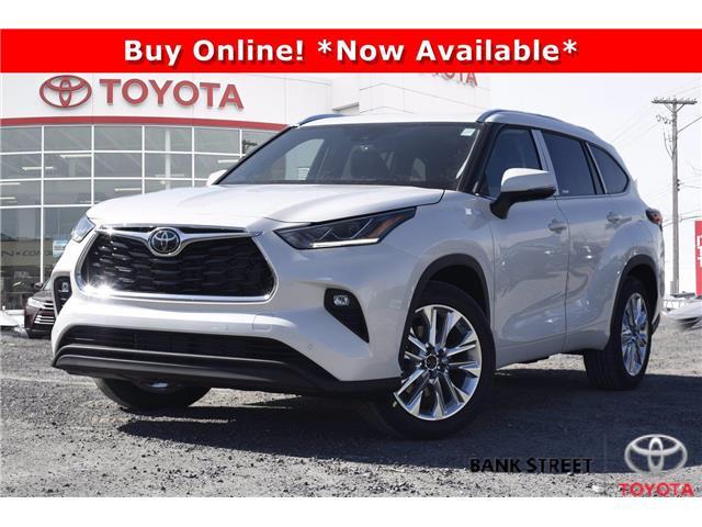 2021 Toyota Highlander Limited (Stk: 19-29066) in Ottawa - Image 1 of 25