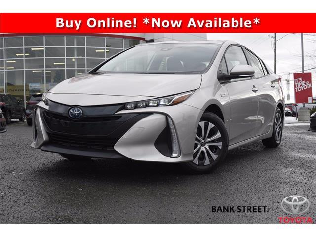 2021 Toyota Prius Prime Upgrade (Stk: 19-28671) in Ottawa - Image 1 of 22