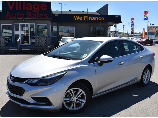 2017 Chevrolet Cruze LT Auto 3G1BE5SM6HS502306 P38319C in Saskatoon