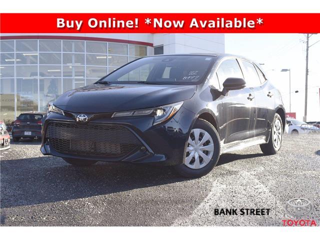 2021 Toyota Corolla Hatchback Base (Stk: 19-28860) in Ottawa - Image 1 of 18