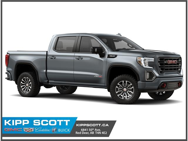 2021 GMC Sierra 1500 AT4 (Stk: ZNPSJH) in Red Deer - Image 1 of 1