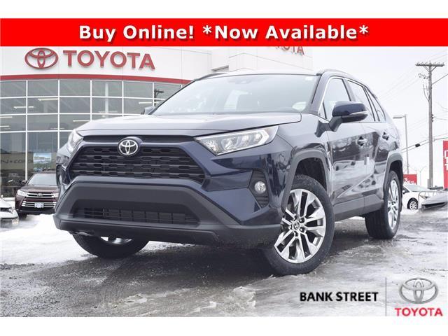 2021 Toyota RAV4 XLE (Stk: 19-29024) in Ottawa - Image 1 of 25